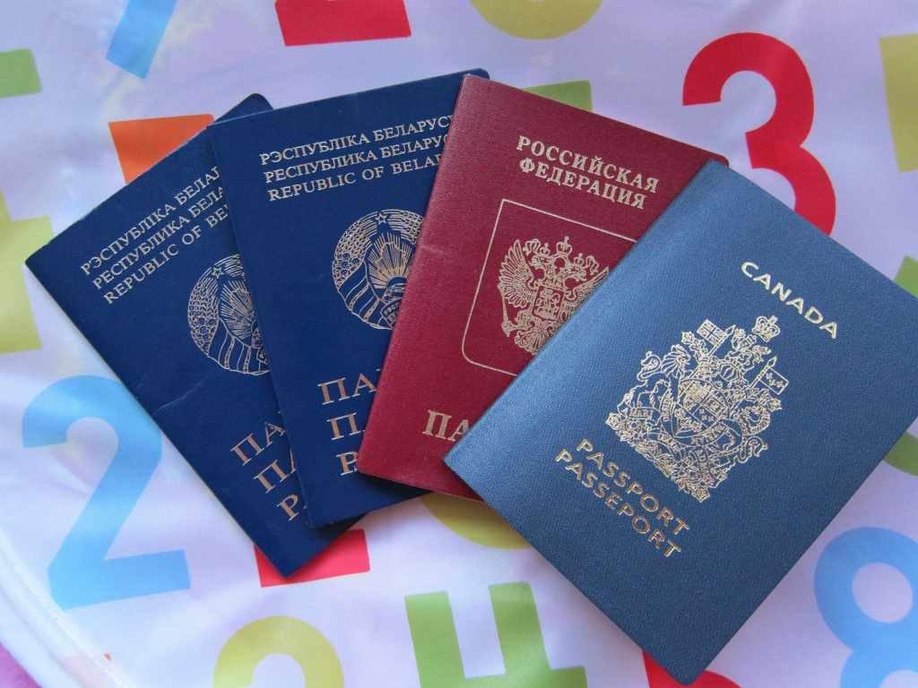 Договор о двойном гражданстве российской федерации