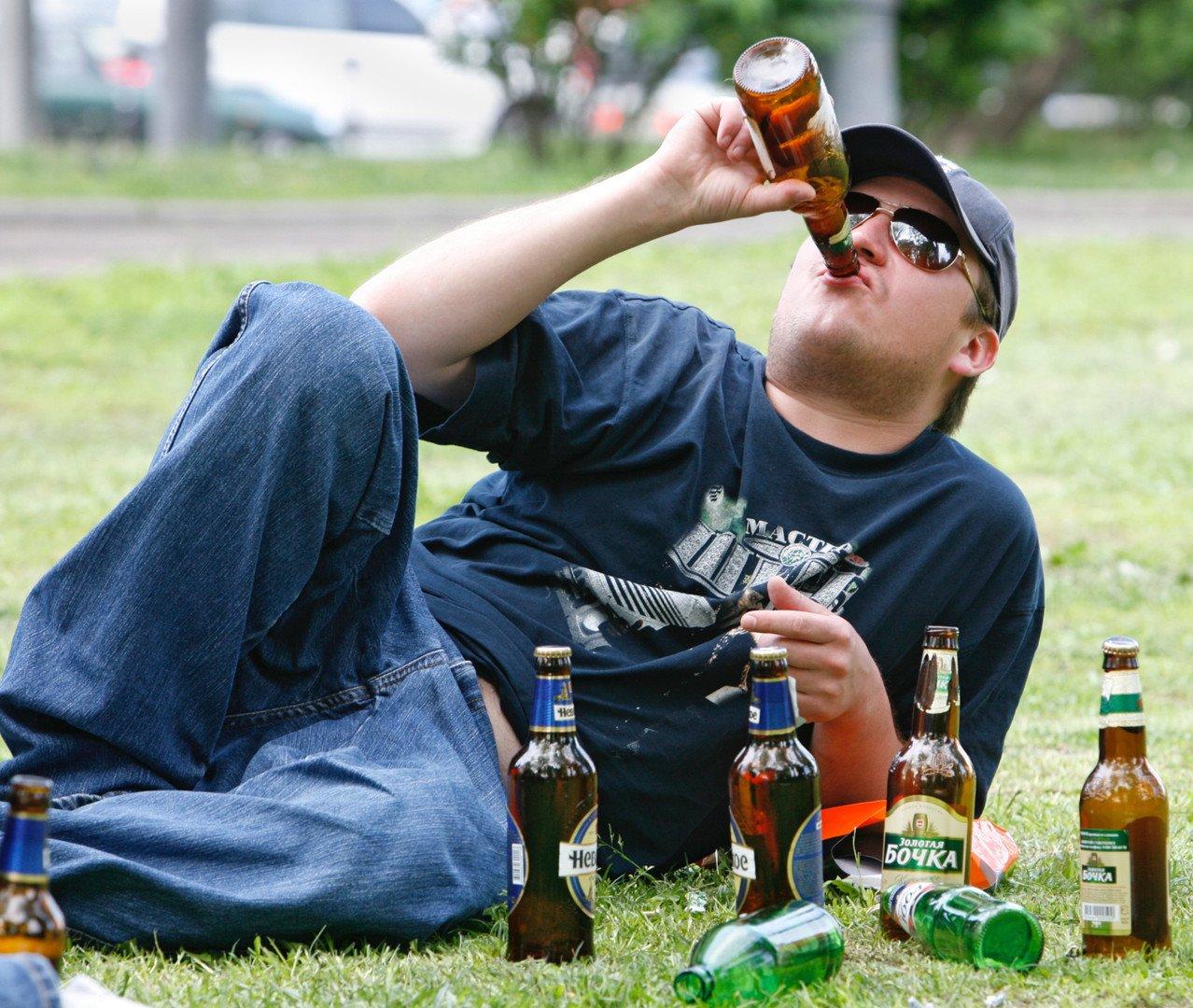 Где в москве можно пить алкоголь парк